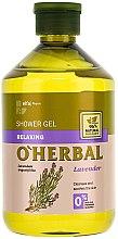 Parfémy, Parfumerie, kosmetika Relaxační sprchový gel s výtažkem z levandule - O'Herbal Relaxing Shower Gel