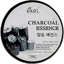 Parfémy, Parfumerie, kosmetika Zklidňující gel s bambusovým uhlím - Ekel Charcoal Essence Soothing Gel