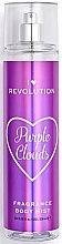 """Parfémy, Parfumerie, kosmetika Tělový sprej """"Purple Clouds"""" - I Heart Revolution Body Mist Purple Clouds"""