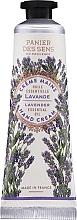 Parfémy, Parfumerie, kosmetika Krém na ruce - Panier Des Sens Hand Cream Lavanda