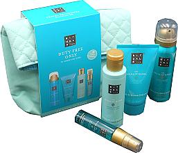 Parfémy, Parfumerie, kosmetika Sada - Rituals The Ritual of Karma (b/cr/70ml + sh/g/50ml + shower/oil/75ml + hair/body/mist/20ml)