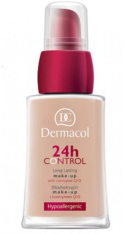 Dlouhotrvající make-up s koenzymem Q10 - Dermacol 24h Control Make-Up