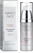 Parfémy, Parfumerie, kosmetika Balancující primer - Holika Holika Naked Face Balancing Primer