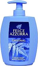 Parfémy, Parfumerie, kosmetika Tekuté mýdlo - Felce Azzurra Original