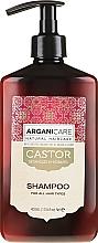 Parfémy, Parfumerie, kosmetika Šampon pro růst vlasů - Arganicare Castor Oil Shampoo