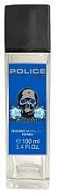 Parfémy, Parfumerie, kosmetika Police To Be Tattooart For Man - Deodorant sprej
