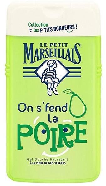 Sprchový gel Hruška - Le Petit Marseillais Pear Shower Gel