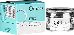 Parfémy, Parfumerie, kosmetika Matující krém na obličej - Qiriness Purify Control Cream