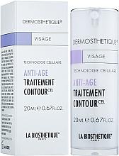 Parfémy, Parfumerie, kosmetika Buněčně aktivní intenzivní péče o pleť kolem očí - La Biosthetique Dermosthetique Traitement Contour Anti-age