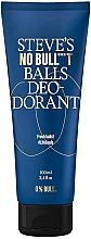 Parfémy, Parfumerie, kosmetika Deodorant - Steve`s No Bull***t Balls Deo-dorant