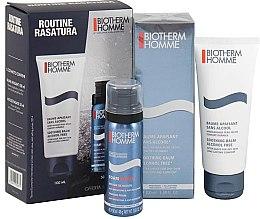 Parfémy, Parfumerie, kosmetika Sada - Biotherm Homme (foam/50ml + ash/gel/100ml)