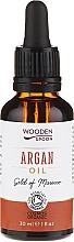Parfémy, Parfumerie, kosmetika Arganový olej - Wooden Spoon 100% Pure Argan Oil
