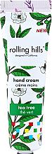 Parfémy, Parfumerie, kosmetika Krém na ruce Čajovník - Rolling Hills Tea Tree Hand Cream