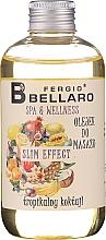 Parfémy, Parfumerie, kosmetika Masážní olej Ovocný - Fergio Bellaro Massage Oil