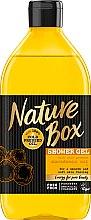 Parfémy, Parfumerie, kosmetika Sprchový gel - Nature Box Macadamia Oil Shower Gel