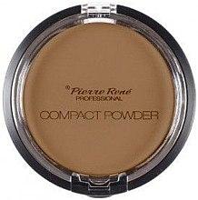 Parfémy, Parfumerie, kosmetika Kompaktní bronzující pudr - Pierre Rene Compact Powder
