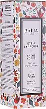 Parfémy, Parfumerie, kosmetika Tělový krém - Baija Ete A Syracuse Body Cream