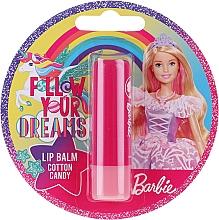 Parfémy, Parfumerie, kosmetika Balzám na rty - Bi-es Barbie Cotton Candy
