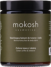 Parfémy, Parfumerie, kosmetika Sada - Mokosh Cosmetics (b/f/lot/180ml + f/peel/15ml + f/mask/15ml)