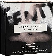 Parfémy, Parfumerie, kosmetika Rozjasňovač - Fenty Beauty Killawatt Freestyle Highlighter