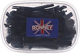 Parfémy, Parfumerie, kosmetika Oddělovací spony, L, 50ks, RA 00066 - Ronney Professional Hair Clip