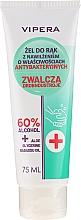 Parfémy, Parfumerie, kosmetika Antibakteriální gel na ruce - Vipera Antibacterial Hand Gel