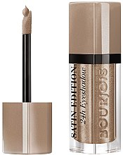 Parfémy, Parfumerie, kosmetika Tekuté oční stíny - Bourjois Satin Edition 24H Eyeshadow