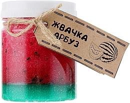 "Parfémy, Parfumerie, kosmetika Tělový peeling ""Melounová žvýkačka"" - Dushka"