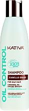 Parfémy, Parfumerie, kosmetika Šampon pro mastné vlasy - Kativa Oil Control Shampoo