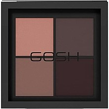 Parfémy, Parfumerie, kosmetika Oční stíny - Gosh Eye Xpression Eyeshadow