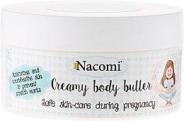Parfémy, Parfumerie, kosmetika Tělový olej - Nacomi Pregnant Care Creamy Body Butter