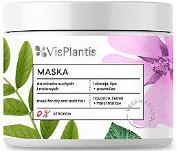 Parfémy, Parfumerie, kosmetika Maska na suché vlasy - Vis Plantis Hair Mask