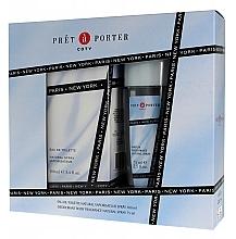 Parfémy, Parfumerie, kosmetika Coty Pret A Porter Original - Sada (Edt/100ml + Deo/75ml)