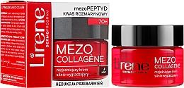 Parfémy, Parfumerie, kosmetika Zesvětlující krém s vyhlazujícím efektem - Lirene Mezo Collagene