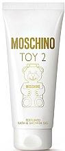 Parfémy, Parfumerie, kosmetika Moschino Toy 2 - Sprchový gel