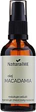 Parfémy, Parfumerie, kosmetika Makadamiový olej - NaturalME (s dávkovačem)