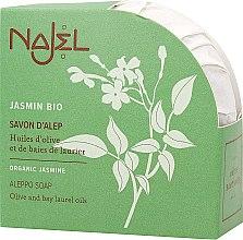 Parfémy, Parfumerie, kosmetika Mýdlo s jasmínovým extraktem - Najel Jasmin Aleppo Soap