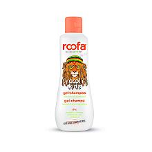 Parfémy, Parfumerie, kosmetika Gel-šampon s aloe vera a panthenolem - Roofa Cool Kids Gel Shampoo