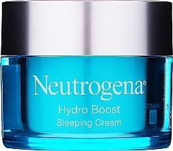 Parfémy, Parfumerie, kosmetika Hydratační noční pleťový krém - Neutrogena Hydro Boost Sleeping Cream