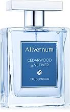 Parfémy, Parfumerie, kosmetika Allvernum Cedarwood & Vetiver - Parfémovaná voda