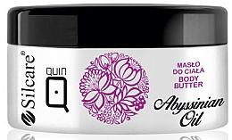 Parfémy, Parfumerie, kosmetika Tělový olej - Silcare Quin Abyssinian Oil Body Butter
