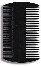 Parfémy, Parfumerie, kosmetika Vlasový hřeben 8,8 cm, černý - Donegal Hair Comb