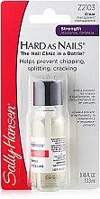 Parfémy, Parfumerie, kosmetika Průhledný prostředek na posílení nehtů - Sally Hansen Hard As Nails Hardener