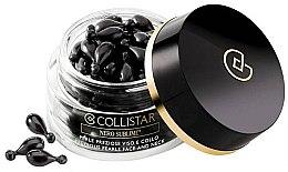 Parfémy, Parfumerie, kosmetika Kapsle na obličej a krk - Collistar Nero Sublime Precious Pearls Face And Neck