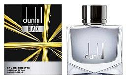 Parfémy, Parfumerie, kosmetika Alfred Dunhill Dunhill London Black - Toaletní voda