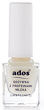 Parfémy, Parfumerie, kosmetika Kondicionér na nehty s mléčnými proteiny - Ados