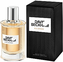 Parfémy, Parfumerie, kosmetika David Beckham Classic - Toaletní voda