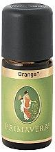 Parfémy, Parfumerie, kosmetika Esenciální olej - Primavera Natural Essential Oil Orange Demeter