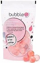 """Parfémy, Parfumerie, kosmetika Perly do koupele """"Letní ovocný čaj"""" - Bubble T Bath Pearls Summer Fruits Tea Melting"""