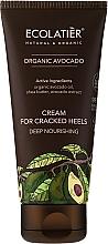 Parfémy, Parfumerie, kosmetika Krém na popraskané paty - Ecolatier Organic Avocado Cream For Cracked Heels